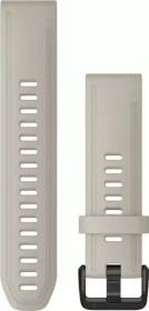 Garmin Ersatzarmband QuickFit 20 Silikon beige (010-12869-00)