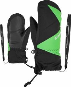 Ziener Agilo AS Mitten Skihandschuhe grün/schwarz (Junior) (801906-12408)