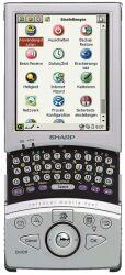 Sharp Zaurus SL-5500G, Linux-based PDA