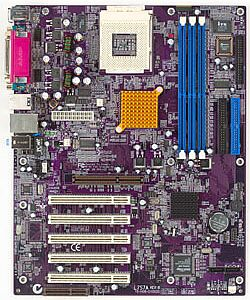 Elitegroup ECS-L7S7A, SiS746FX [PC-3200 DDR]