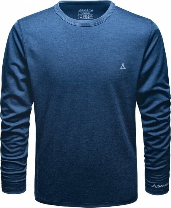 Schoffel Merino Sport Shirt Langarm Blau Ab 42 32 2019
