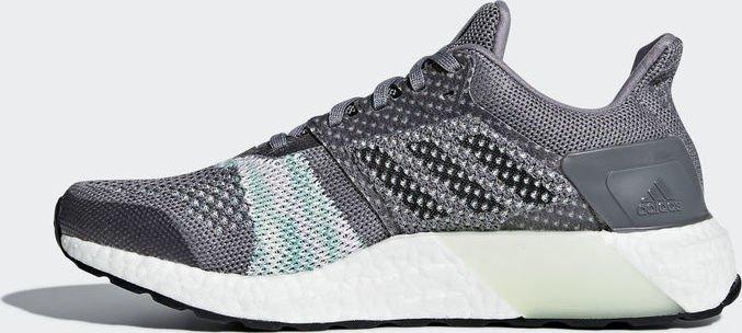 Adidas Ultra Boost ST Running schuhe grau Crystal CQ2136