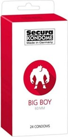 Secura Big Boy, 24 Stück