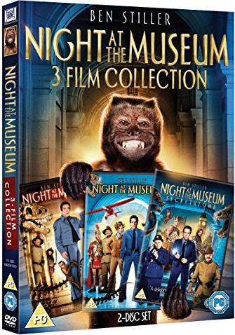 Night at the Museum (UK) -- via Amazon Partnerprogramm