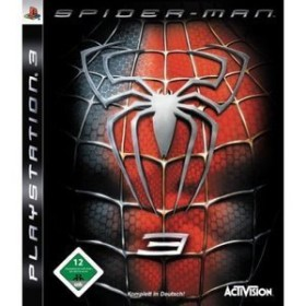 Spiderman 3 - The Movie Game (PS3)