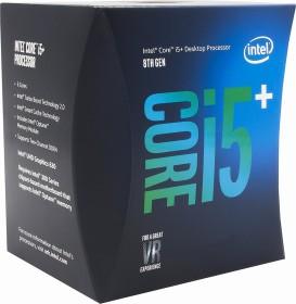 Intel Core i5-8400, 6C/6T, 2.80-4.00GHz, boxed mit Optane Memory (BO80684I58400)
