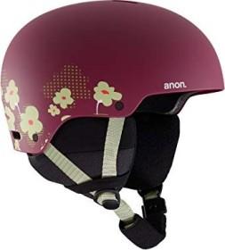 Anon Rime 3 Helm flower maroon (Junior)