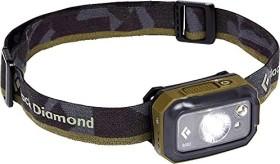 Black Diamond ReVolt 350 Stirnlampe dark olive Modell 2020 (BD6206513002ALL1)