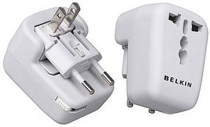 Belkin universal AC travel adapter (F8E449ea)