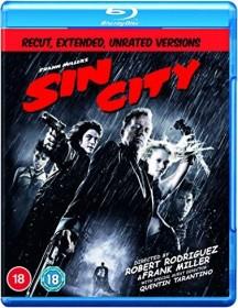 Sin City (Blu-ray) (UK)