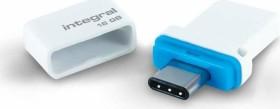 Integral Fusion Dual 16GB, USB-C 3.0/USB-A 3.0 (INFD16GBFUSDUAL3.0-C)
