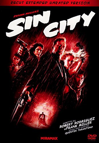 Sin City (Special Editions) (UK) -- via Amazon Partnerprogramm