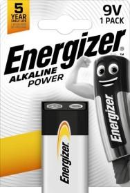 Energizer Alkaline Power 9V-block (E300127702)