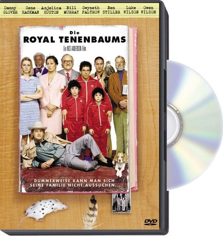 Die Royal Tenenbaums -- via Amazon Partnerprogramm