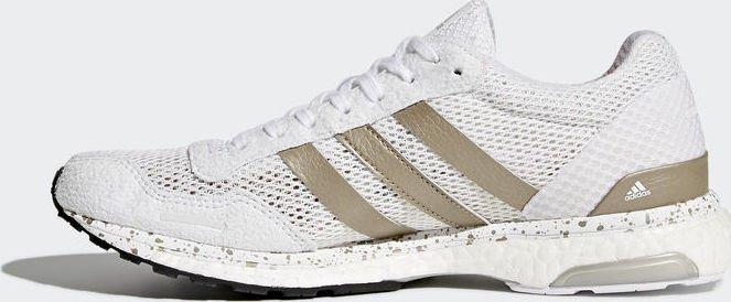 huge discount 146f9 d90b1 adidas adizero Adios 3 ftwr whitecyber metalliccore black (Damen) (BB6409)