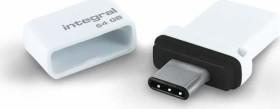 Integral Fusion Dual 64GB, USB-C 3.0/USB-A 3.0 (INFD64GBFUSDUAL3.0-C)