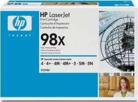 HP Toner 98X schwarz (92298X)