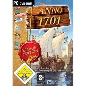 Anno 1701 - Königs-Edition (deutsch) (PC)