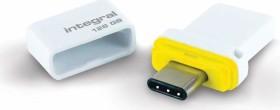 Integral Fusion Dual 128GB, USB-C 3.0/USB-A 3.0 (INFD128GBFUSDUAL3.0-C)