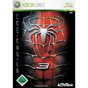 Spiderman 3 - The Movie Game (deutsch) (Xbox 360)