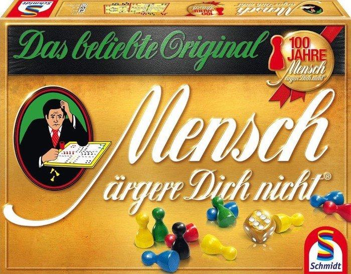 Mensch ärgere Dich nicht - Gold-Edition