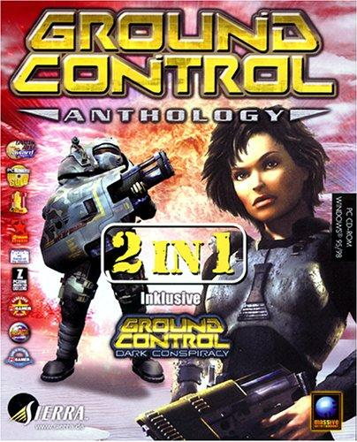 Ground Control: Anthology (niemiecki) (PC) -- via Amazon Partnerprogramm