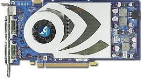 Albatron GeForce 7800 GT, 256MB DDR3, 2x DVI, ViVo, S-Video, PCIe (10472)