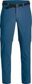 Maier Sports Torid Slim Zip Zip-Off Hose lang ensign blue (Herren) (133023-383)