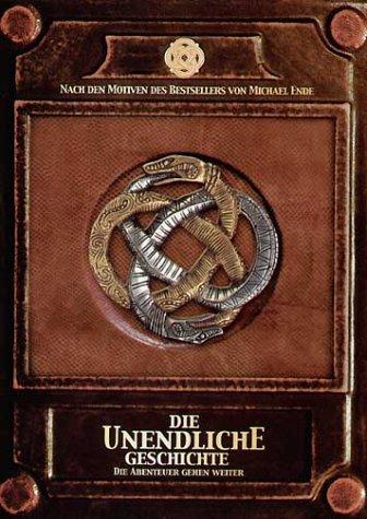 Die Unendliche Geschichte Box (Vol. 1-4) -- via Amazon Partnerprogramm