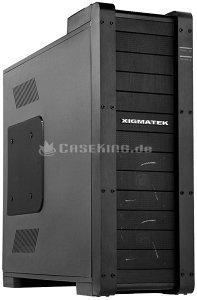 Xigmatek Elysium black (CCC-HSAODS-U03) -- © caseking.de