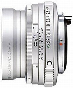 Pentax smc FA 43mm 1.9 Limited silber (20170/20180)