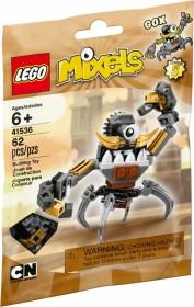 LEGO Mixels Klinkers Serie 5 - Gox (41536)