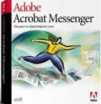 Adobe: Acrobat Messenger 1.0 (niemiecki) (PC)