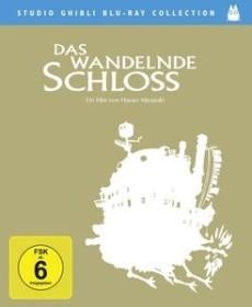 Das wandelnde Schloss (Blu-ray)