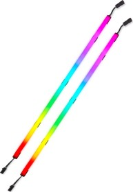 Corsair iCUE LS100 Smart Lighting Strip Expansion kit 450mm, LED stripes, 2-pack (CD-9010001-WW/LL)