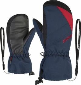 Ziener Agilo AS Mitten Skihandschuhe red pepper/dark navy (Junior) (801906-108102)