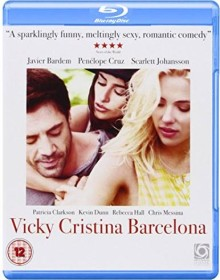 Vicky Cristina Barcelona (Blu-ray) (UK)