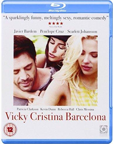Vicky Cristina Barcelona (Blu-ray) (UK) -- via Amazon Partnerprogramm