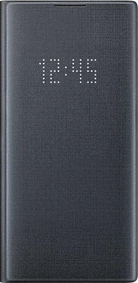 Samsung LED View Cover für Galaxy Note 10+ schwarz (EF-NN975PBEGWW)
