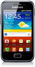 Samsung Galaxy Ace Plus S7500 mit Branding