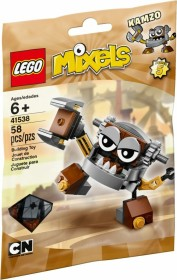 LEGO Mixels Klinkers Serie 5 - Kamzo (41538)