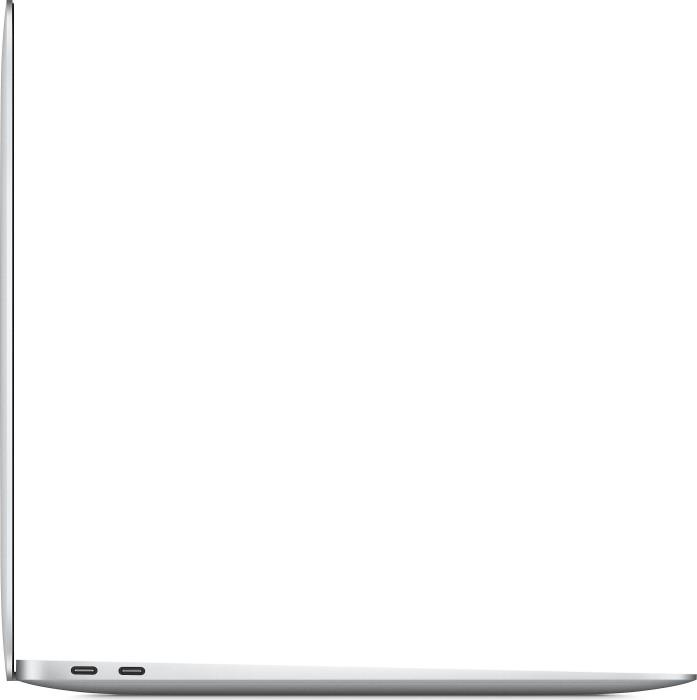 Bild von Apple MacBook Air silber, Apple M1, 7 Core GPU,  8GB RAM,  256GB SSD [2020 / Z127] (MGN93D/A)