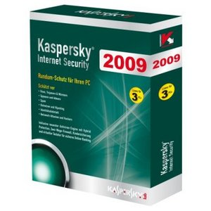 Kaspersky Lab Internet Security 2009, 3 User (English) (PC)