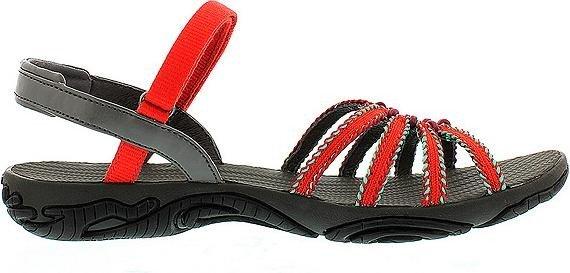 Teva Kayenta Dream Weave W's, Damen Sport- & Outdoor Sandalen, Rot (554 red), 41 EU (8 Damen UK)