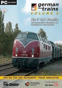 Microsoft Train Simulator - German Trains Volume 3: Die V200 Familie (Add-on) (deutsch) (PC)