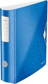 Leitz quality-folder 180° Active WOW 82mm, blue metallic (11060036)