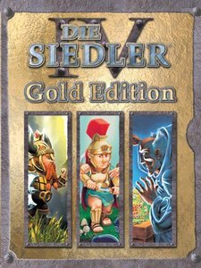 Die Siedler 4: Gold Edition (German) (PC)