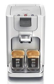 Philips HD7860/11 Senseo Quadrante Kaffeepadmaschine
