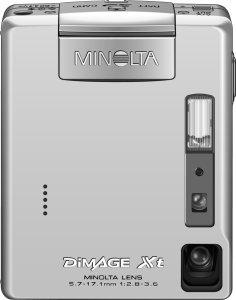Konica Minolta Dimâge Xt srebro (różne zestawy)