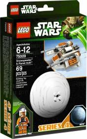 LEGO Star Wars Buildable Galaxy - Snowspeeder & Hoth (75009)